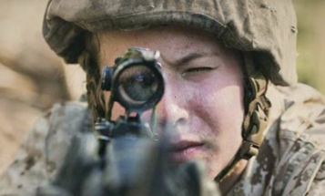 A Marine JAG Hits Back At Kate Germano's 'Fight Like a Girl'