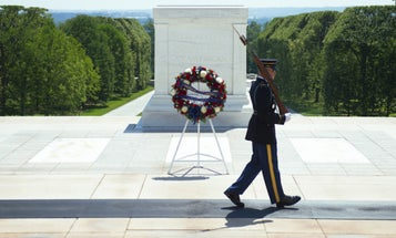 The Unflinching Sentinels Who Guard The Tomb Of The Unknown Soldier