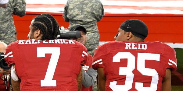Protest Ban Ties The NFL And Military Together. And Makes Them Great