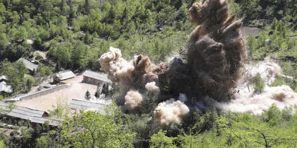 Did North Korea Actually Dismantle Its Nuclear Test Site? Experts Aren't Convinced