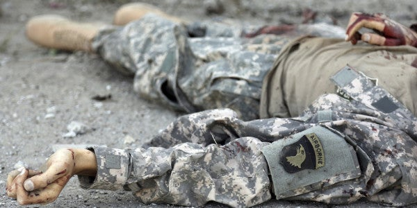 Gunmen Attacked An Afghan Compound Wearing US Army Uniforms — And Failed Miserably