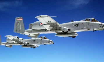 The A-10 Warthog Just Took A Major Step Towards Getting New Wings