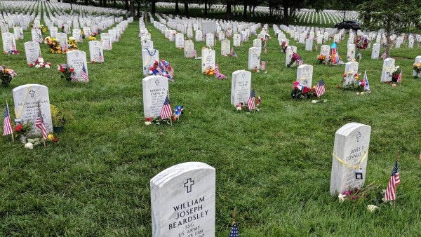 Arlington National Cemetery Is Running Out Of Space. Maybe We're Asking The Wrong Question About How To Fix It