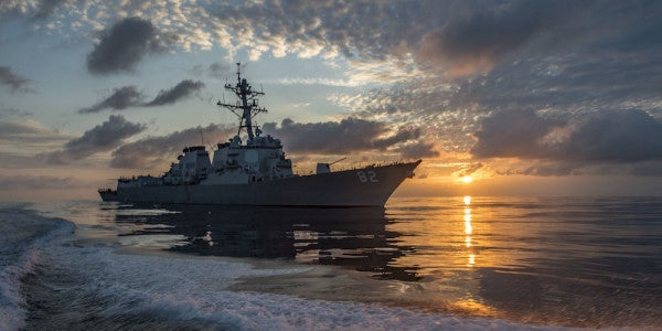 Pentagon To Beijing On South China Sea Militarization: Go Ahead, Make Our Day