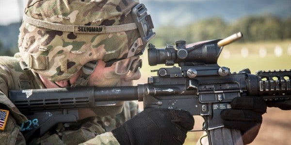 The Army And Marine Corps Are Checking Their M4s And M16s For A Dangerous Glitch