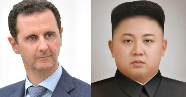 Bashar Al-Assad Wants To Visit North Korea To Take Part In Super-Villain Summit