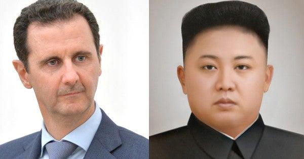 Bashar Al-Assad Wants To Visit North Korea To Take Part In Super-Villain Summit