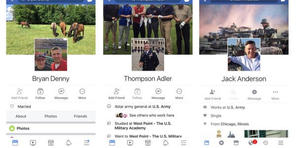 This Army Veteran Became The Face Of Military Romance Scams. Now He's Fighting Back