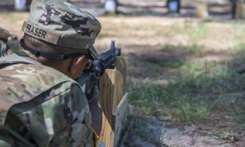 Old School: Army Recruits Will Again Test On Iron Sights During Basic Training