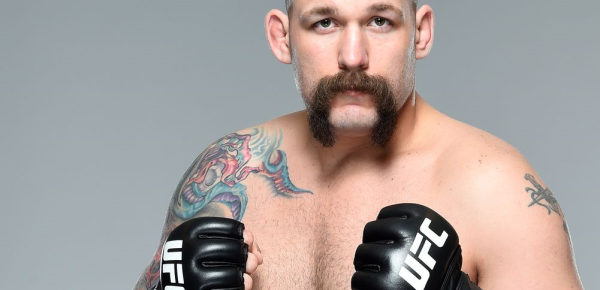 Timothy Johnson Fought In Iraq. Now He Brings The Heat In The MMA Cage