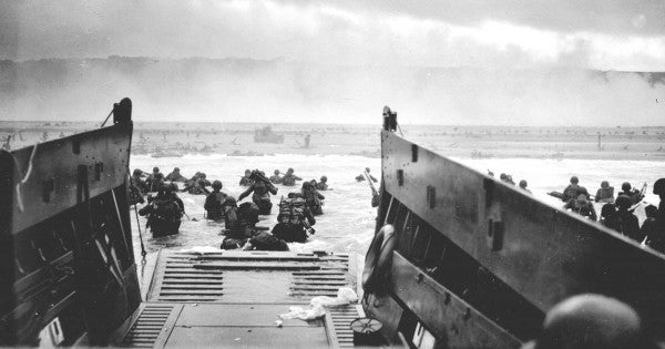 D-Day Invasion Forged 'Strong Relationship' Between US And Germany, State Department Says
