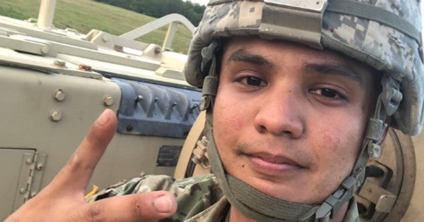 The Soldier Who Allegedly Took A Joyride In An APC Live-Tweeted The Entire Incident