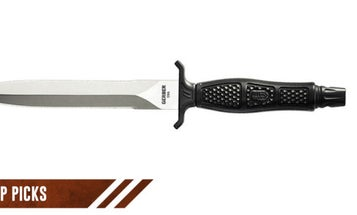 Gerber Just Dropped A Limited-Edition Tribute To Its Beloved Vietnam-Era Combat Knife