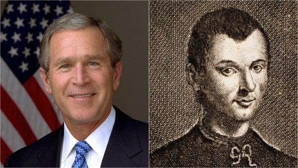 George W. Bush's Machiavellian Reshaping Of Middle Eastern Alliances