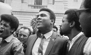 Trump May Pardon Muhammad Ali For Resisting The Vietnam Draft