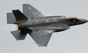 The F-35 Joint Strike Fighter's Achilles Heel