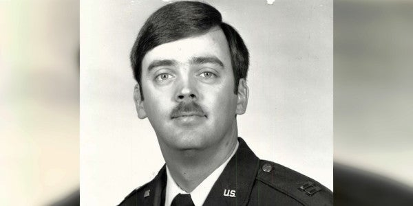 Air Force Arrests Fugitive Officer Who Evaded Authorities For 35 Years