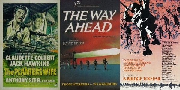 Krieg's 15 Favorite British War Movies