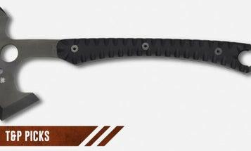 This Marine Vet's Tomahawks Were Designed For 'Maximum Power With Minimal Effort'
