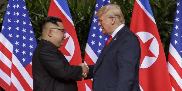 I Grew Up In Striking Distance Of North Korea's Artillery. Covering Kim's Summit With Trump Was Sobering And Personal
