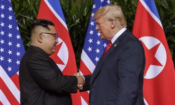 7 Lines Trump Just Gifted To North Korea's Propaganda Machine
