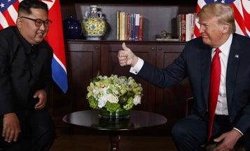 Trump: War Games In South Korea Cancelled. Pentagon: WTF?