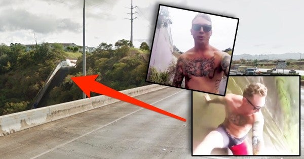 This Army Specialist Went On The World's Most Insane Water Slide And Lived To Tell About It