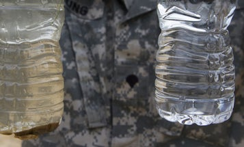 This Is The Military Base Water Contamination Study The White House Didn't Want You To See