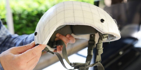 The Army Is Testing Out Its Strongest And Lightest Combat Helmet Yet