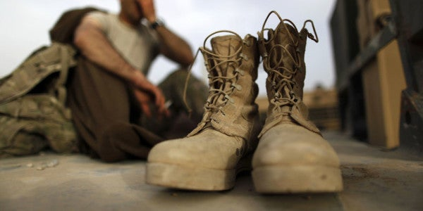 The Military Bought Thousands Of Boots Labeled 'Made In The USA.' They Were From China