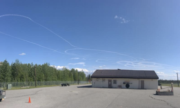 Is That Another Sky Penis Above Another US Military Base?