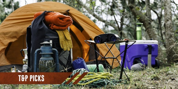 Don't Ruck Around When It Comes To Camping Gear. Your Body Will Thank You