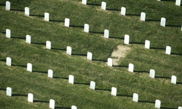 Only A Quarter Of US Service Member Deaths Since 2006 Occurred At War