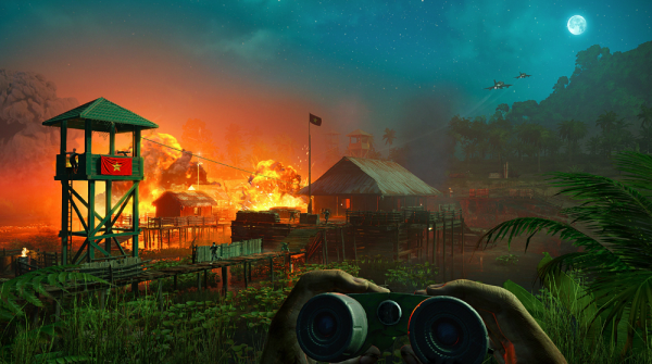 Far Cry 5's Vietnam Expansion Is 'Rambo' Meets 'Tropic Thunder'