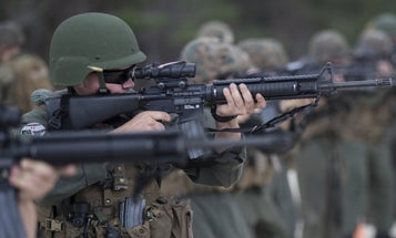 The Marine Corps' Rifles Are Officially Glitch-Free. The Army, Not So Much