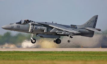 In Praise Of The Harrier, The Underappreciated Jet Marines Really Want In A War