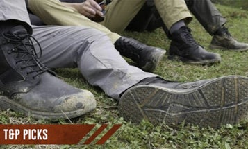 GORUCK's New Boot Was Inspired By The Iconic Special Forces Jungle Boot Of Vietnam