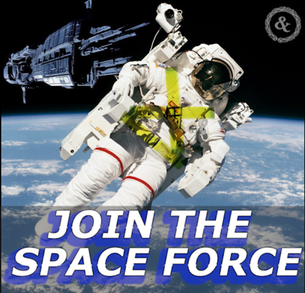 The Space Force Awakens: Trump Orders DoD To Make It So