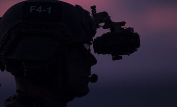 The Marine Corps Is Fielding Brand New Night Vision Googles To A Few Lucky Marines