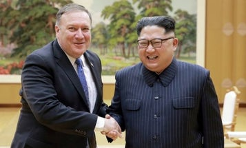 Mike Pompeo Reportedly Joked About Killing  Kim Jong Un To His Face