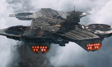 Our Top 5 Badass Fictional Warplanes, Ranked