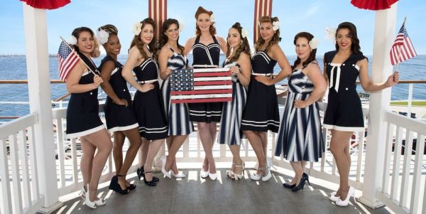 The 2019 Pin-Ups For Vets Calendar Is A Powerful Look A Femininity In The Military