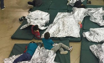 Housing A Separated Migrant Child Costs The US More Than An Admiral's BAH