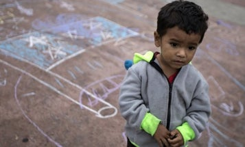 Up To 20,000 Migrant Children Could Be Sheltered On US Military Bases Starting Soon