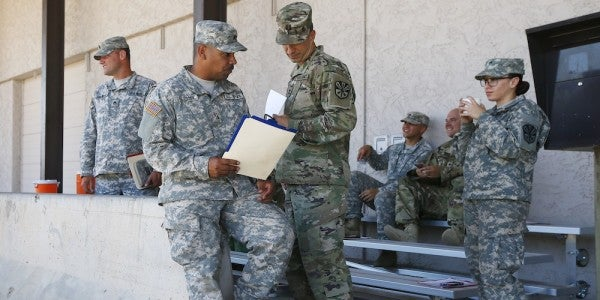 US Troops Deployed To The Border Are Doing Grunt Work To Keep Them Out Of Trouble