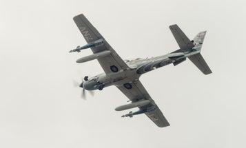 Navy Pilot Dies In A-29 Crash At White Sands Missile Range
