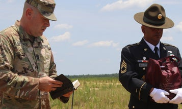 A Fort Bragg Drop Zone Has Become Hallowed Ground For Some Paratroopers