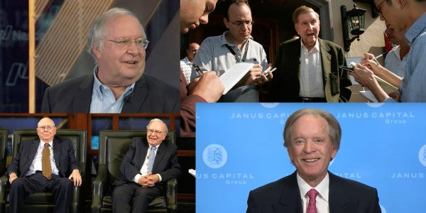 Before These Famous Investors Were Famous, They Were Service Members