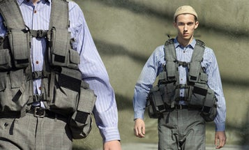 Finally, The Perfect Tacticool Outfit For The Wall Street Banker In Your Life
