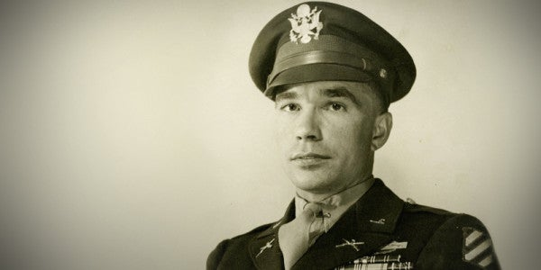 This Army Hero Fought Off 600 Nazis Virtually Alone. Now He's Getting The Medal Of Honor